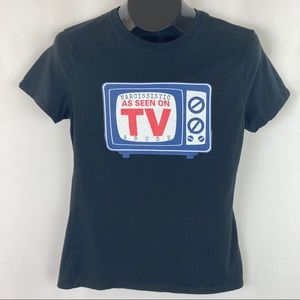 """""""Narcissistic Abuse As Seen On TV"""" T-Shirt"""